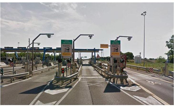 Autostrada A14, questa notte casello di Castel San Pietro chiuso in uscita da Ancona
