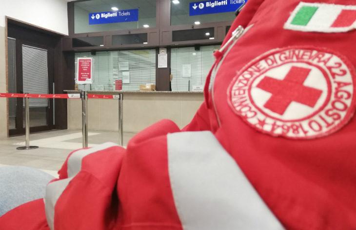 Il bilancio dell'attività del progetto di sostegno ai senza dimora dell'unità di strada della Croce Rossa di Imola