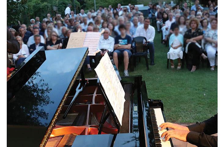 Una serata di musica lirica e vino alla Cantina Tre Monti di Imola
