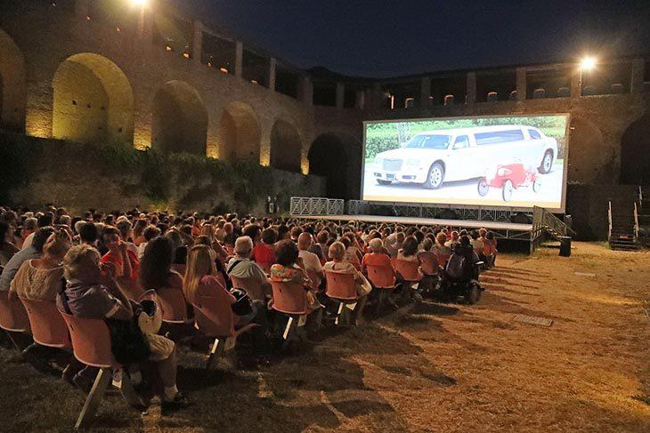 """Il meglio del cartellone del cinema alla Rocca. Biglietto ridotto insieme a AppU e """"sabato sera'"""