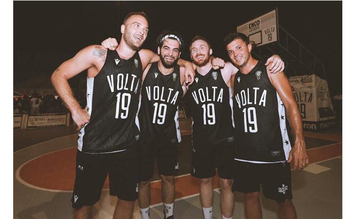 «Torneo Volta 3×3», nell'atto finale successo per «Gli Improbabili»