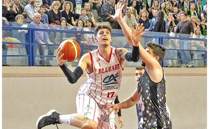 Basket, l'imolese Jacopo Preti e la gran stagione a San Miniato. L'INTERVISTA