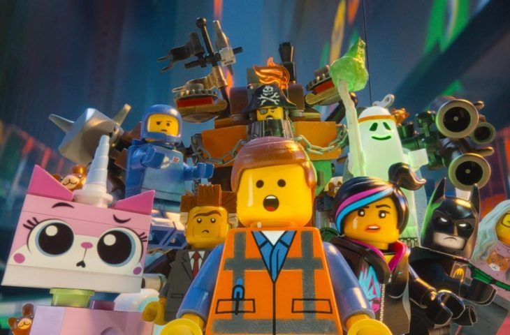 "A ""Rocca Cinema Imola' serata per famiglie con ""The Lego Movie 2'"