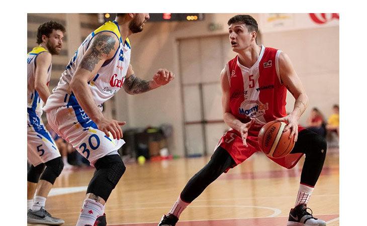 Basket A2, Luca Valentini è un nuovo giocatore dell'Andrea Costa