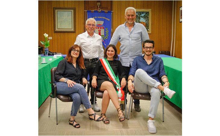 Assessori e deleghe a Casalfiumanese, la sindaca Poli: «Subito erba e buche stradali, poi piazza e ponte a Carseggio»