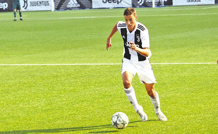 Calcio, il 16enne Riccardo Turicchia racconta il suo primo anno alla Juventus