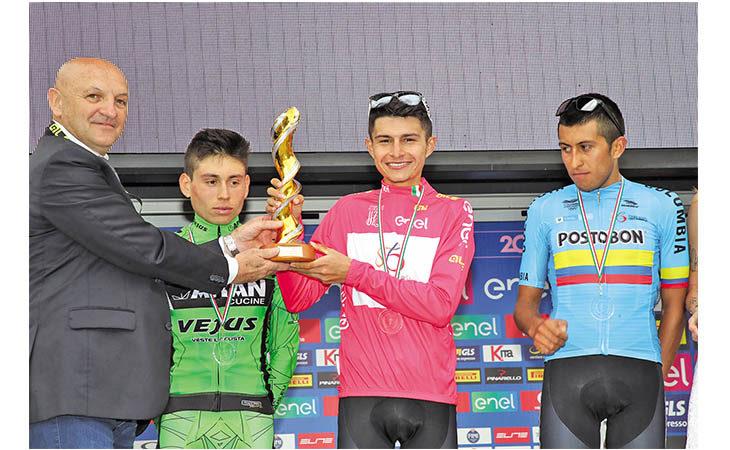 Ciclismo, Marco Selleri dopo il Giro Under 23: «Così gli italiani crescono anche grazie alla Romagna»