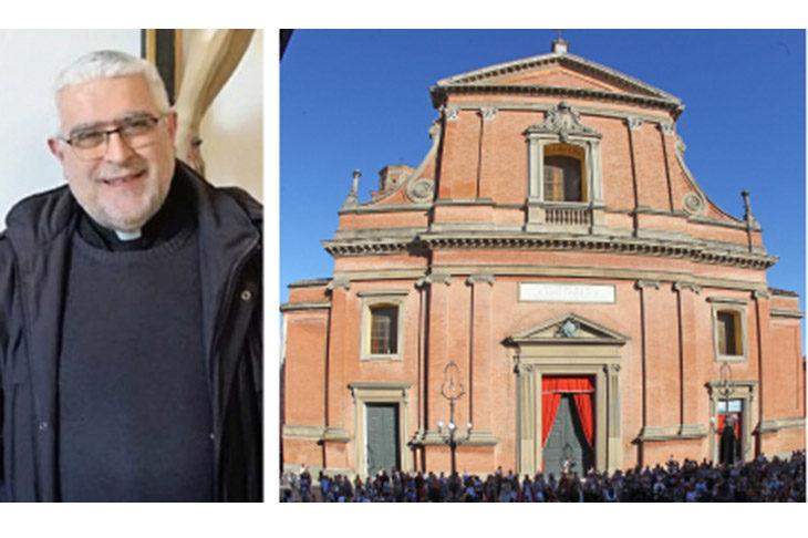 Una festa della città accoglierà il nuovo vescovo sabato 13 luglio