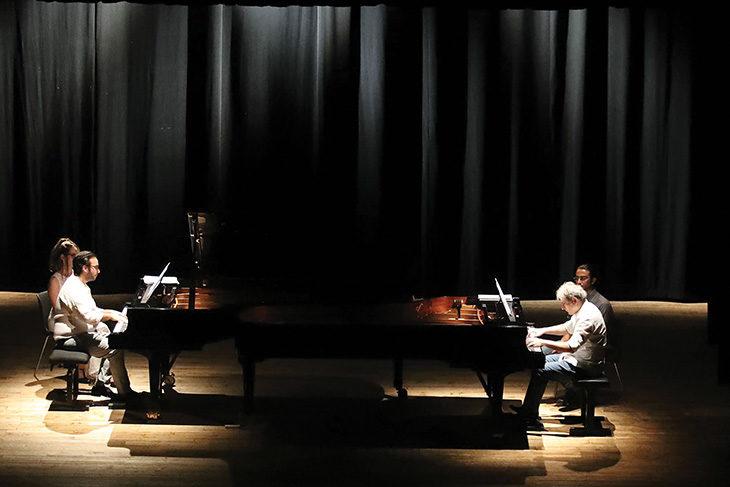 I talenti del pianoforte in città per l'Imola Summer Piano Academy and Festival