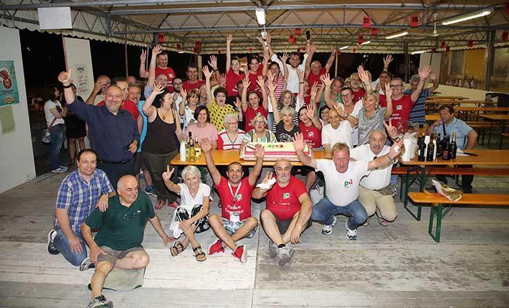 """Marco Panieri (segretario Pd): """"La Festa all'Osservanza è stata una vera ripartenza"""""""
