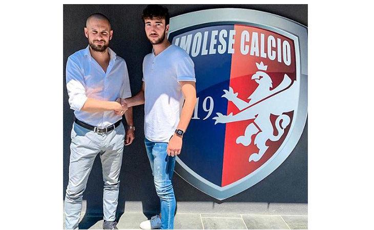 Calcio serie C, il difensore Fabio Della Giovanna ha firmato per l'Imolese