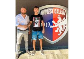 Calcio serie C, l'Imolese pesca il terzino Lorenzo Valeau dalla Roma