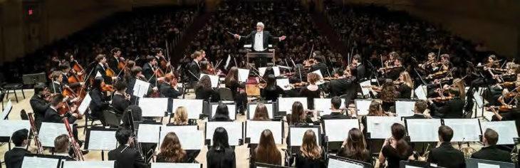 In corso l'Imola Summer Piano Academy and Festival al quale partecipa anche la Portland Mys Orchestra