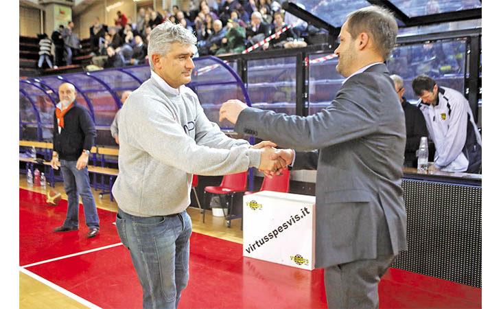 Basket C Gold, Marco Regazzi è il nuovo coach della Vsv Imola: «Ai tifosi chiedo pazienza, ma proveremo a stupire»
