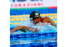 Nuoto Mondiali, medaglia di bronzo e record italiano per Martina Carraro nei 100 rana