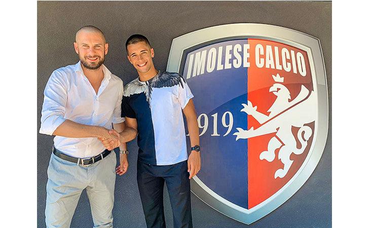 Calcio serie C, Antonio D'Alena dice sì all'Imolese