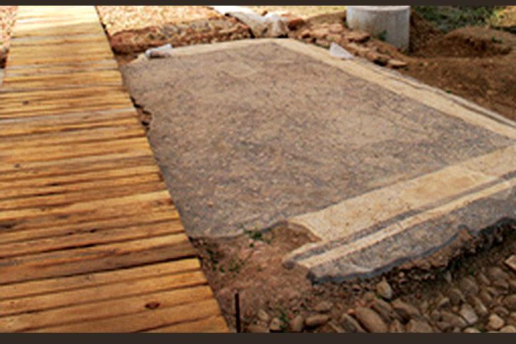 Per il restauro dei mosaici e la copertura della Domus Claterna in arrivo fondi dal Ministero