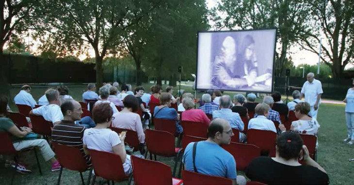 Con Cinema in tour i film si guardano gratis sotto le stelle girando per i comuni del circondario