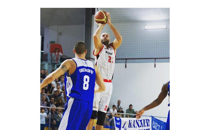 Basket A2, l'Andrea Costa chiude il pacchetto italiani senior con Tommaso Ingrosso
