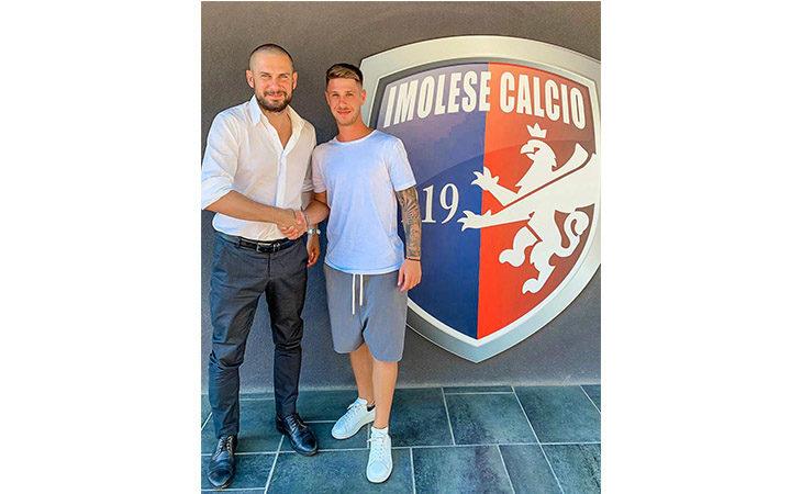 Calcio serie C, accordo tra Andrea Marcucci e l'Imolese. In campionato i rossoblù esordiranno a Rimini