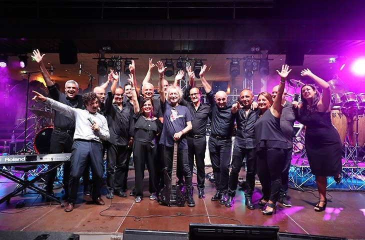 "Imola Big Band e Claudio ""Gallo' Golinelli – IL VIDEO"