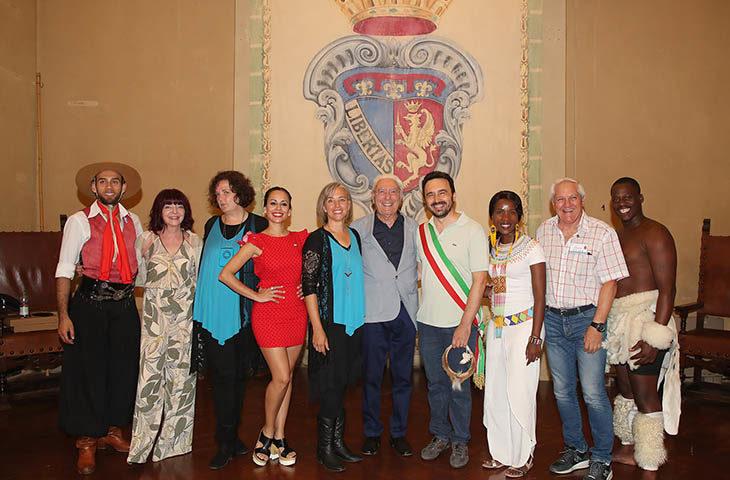 Festival del folklore – IL VIDEO della prima serata a Casalfiumanese e del corteo a Imola