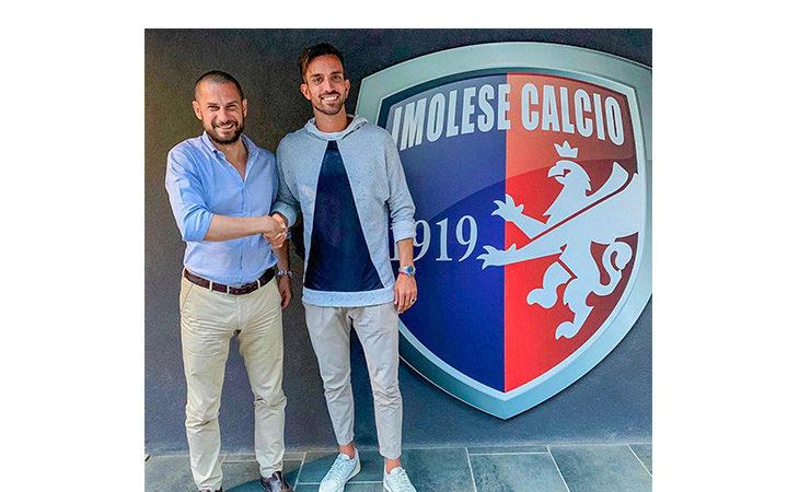 Calcio serie C, Alessandro Provenzano accetta la corte dell'Imolese