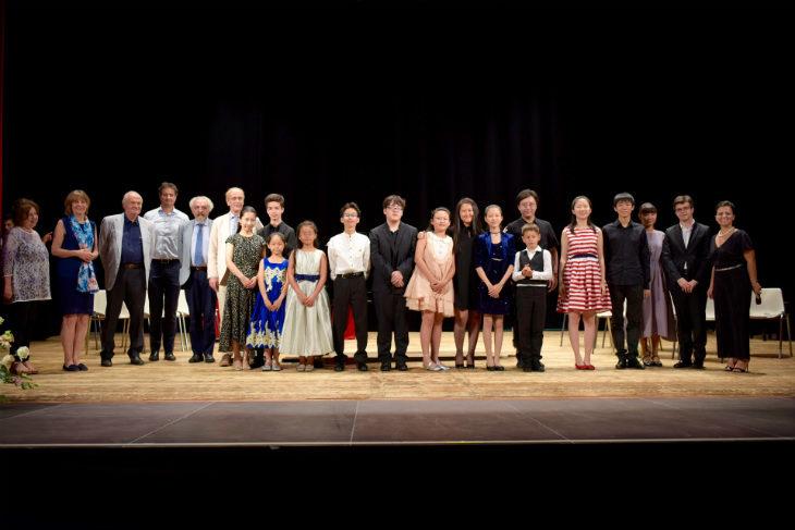 """Il premio """"Città di Imola' ha chiuso l'edizione 2019 dell'Imola Summer Piano, il festival organizzato dall'Accademia Pianistica"""