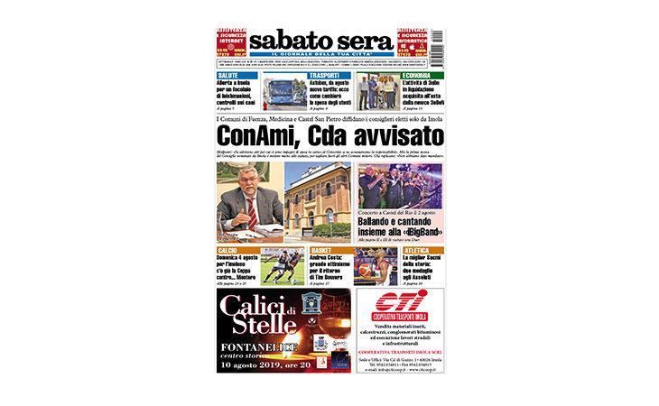Ritardi nella consegna di «sabato sera» per gli abbonati serviti da Poste Italiane