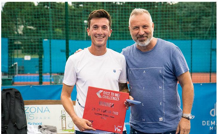 Tennis, Narducci sogna gli Internazionali uomini: «Non è detto che li farò ad Imola»