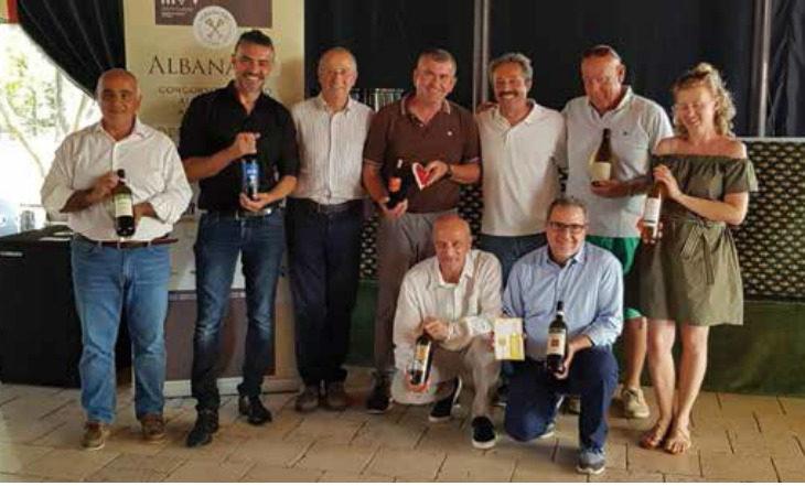 L'albana made in Imola è la migliore di Romagna, premiati a Faenza i vini di Monticino Rosso e Tre Monti
