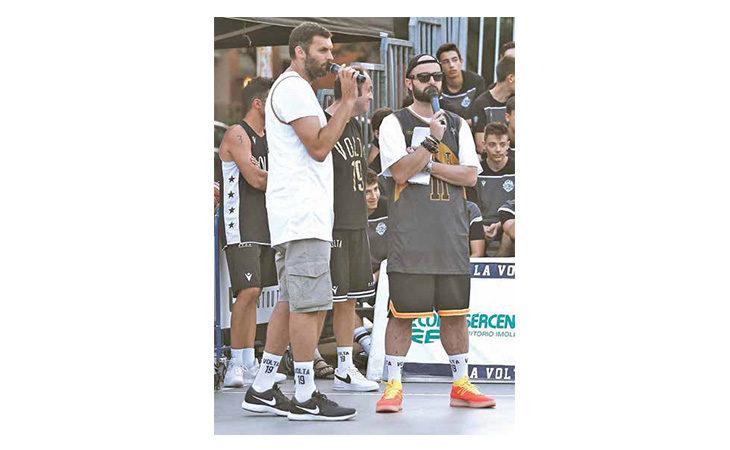 Basket C Gold, l'ultima sfida di Daniele Casadei: «Ecco perché ho scelto la Virtus Medicina»