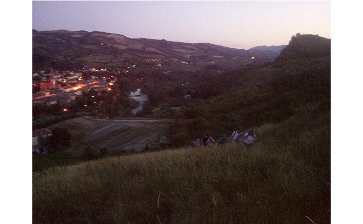 «Notturna di San Lorenzo», escursione da Tossignano con la guida Schiassi