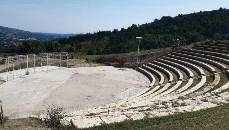 Con il concerto «Unlimited» l'Emilia Romagna festival inaugura l'arena dell'agriturismo «Le siepi di San Giovanni»