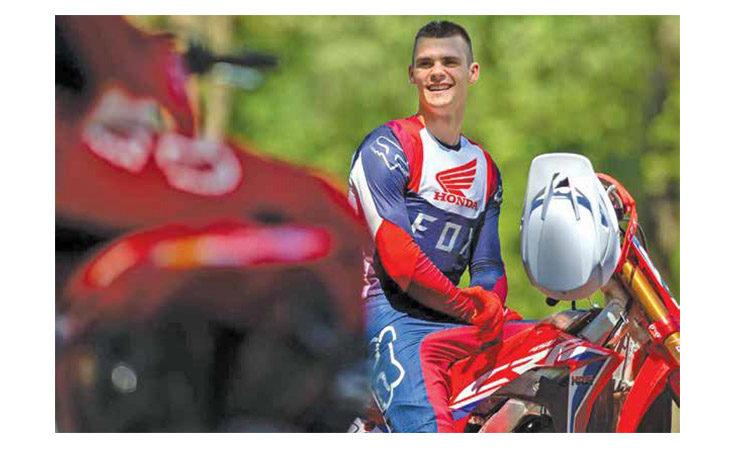 Mondiale motocross a Imola, intervista esclusiva al leader Tim Gajser