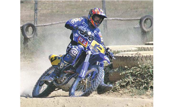 Motocross, vent'anni fa il titolo iridato firmato da Andrea Bartolini