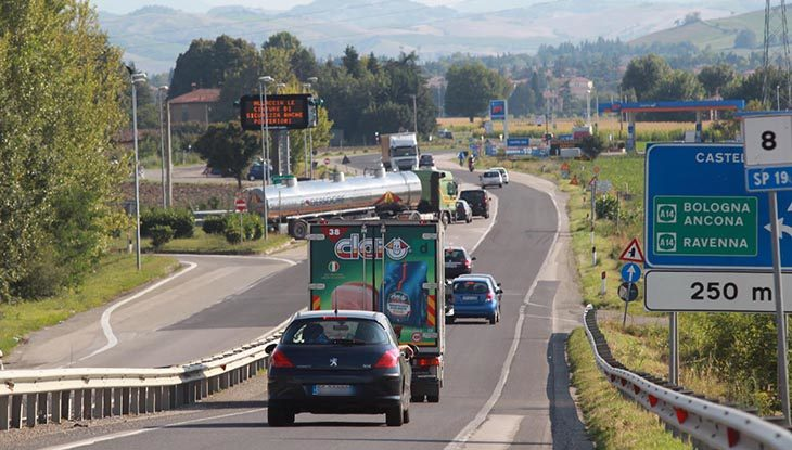"""Autostrade boccia la svolta obbligata sulla San Carlo, il sindaco Tinti: """"Lo svincolo va adeguato, Città metropolitana intervenga'"""