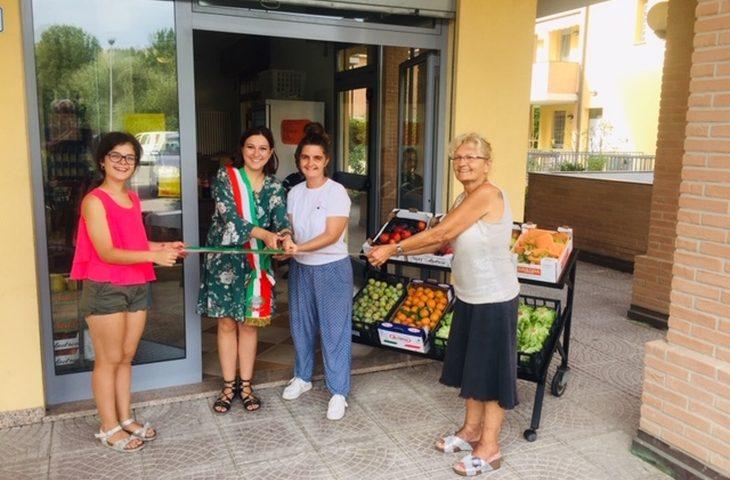 A San Martino in Pedriolo apre un negozio di alimentari