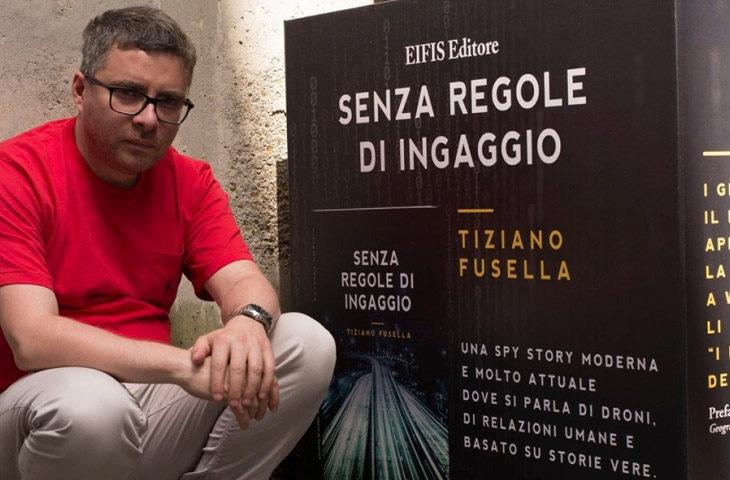 Scrittori consigliano scrittori – Tiziano Fusella