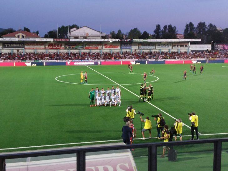 L'Imolese perde 4-1 col Genoa, ma non è una umiliazione