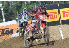 Mondiale motocross, a Imola titolo per lo sloveno Tim Gajser