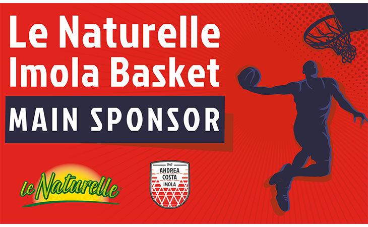 Basket A2, «Le Naturelle» riconfermato main sponsor dell'Andrea Costa