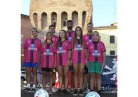 Calcio serie C, presentata la rosa dell'Imolese e le nuove maglie