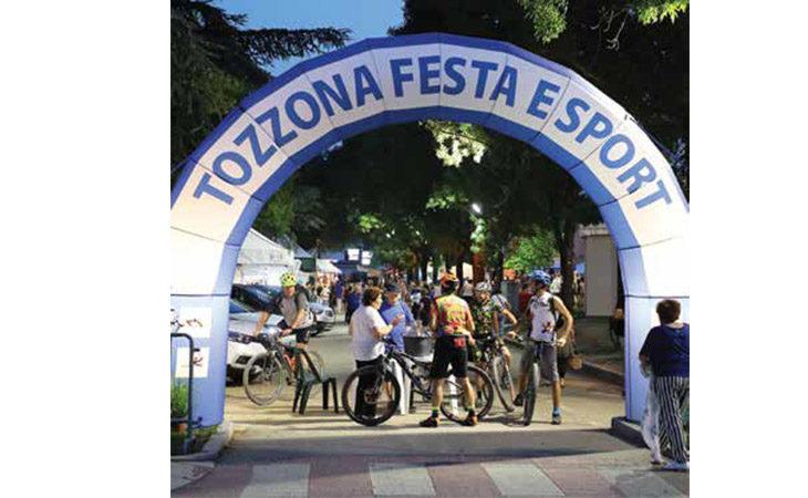 Torna l'appuntamento di fine agosto con il «Tozzona Festa & Sport»