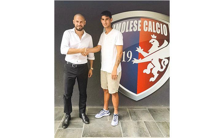 Calcio serie C, il terzino Gabriele Ingrosso approda all'Imolese