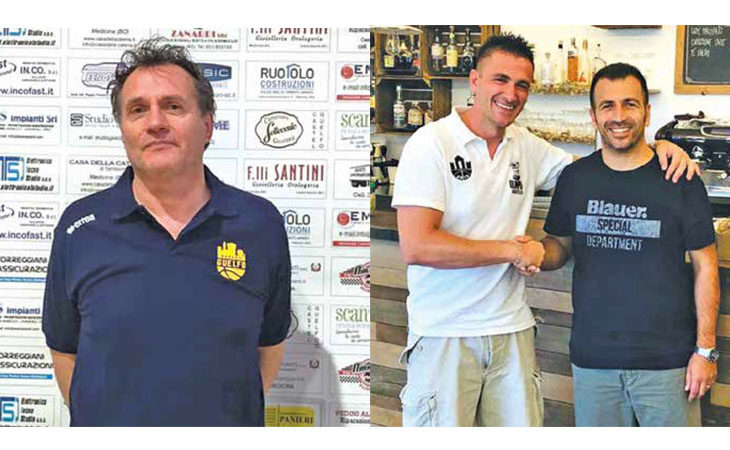 Basket C Gold, tra Castel Guelfo e Olimpia Castello: «Tanta voglia di stupire»
