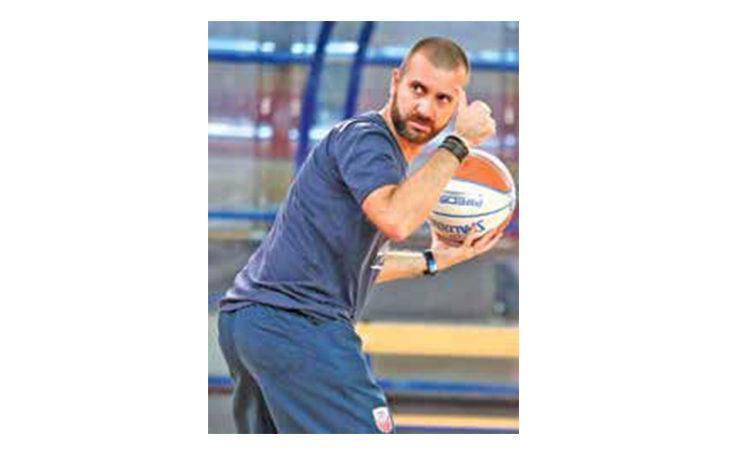 Basket A2, seconda stagione all'Andrea Costa per Di Paolantonio: «Pensiamo alla salvezza, no paragoni con l'anno scorso»