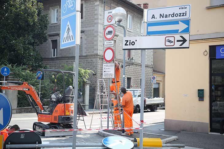 Novità nel trasporto urbano e modifiche della viabilità in centro, la parola ai cittadini sui lavori in corso