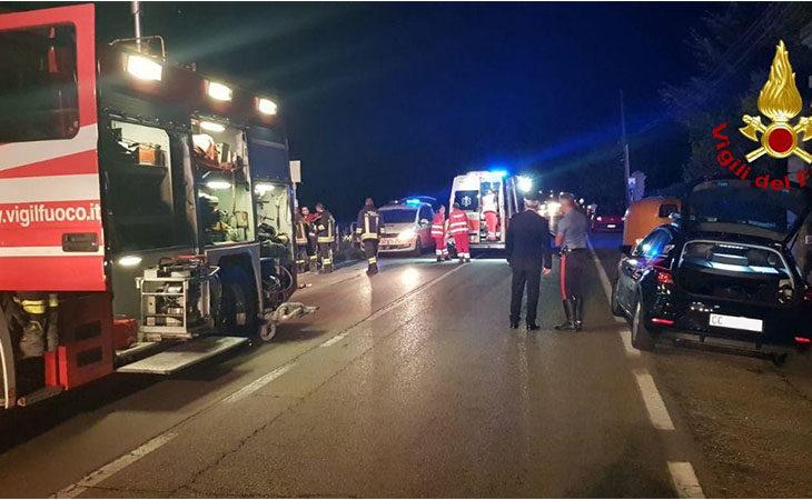 Tragedia a Medicina, bambina di 4 anni muore in un incidente stradale. Ferite la madre e la sorella