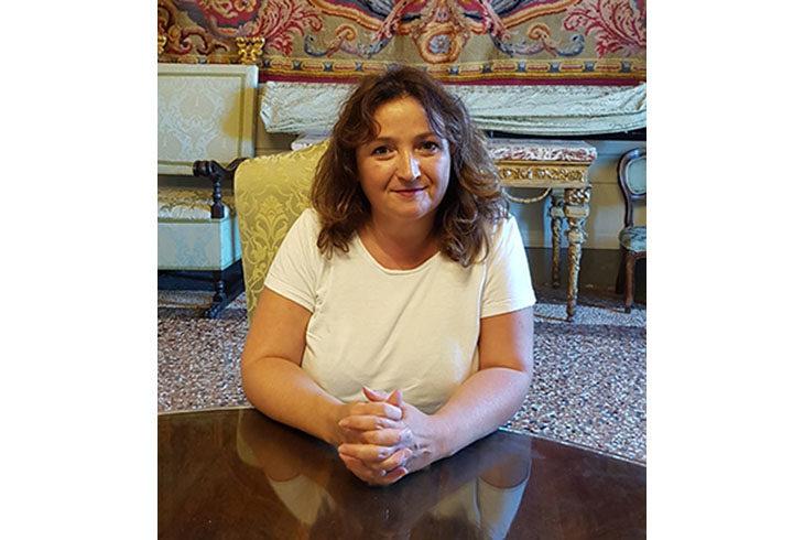 Nuovo arrivo nella Giunta Sangiorgi, la geometra Paola Freddi è l'assessora all'urbanistica